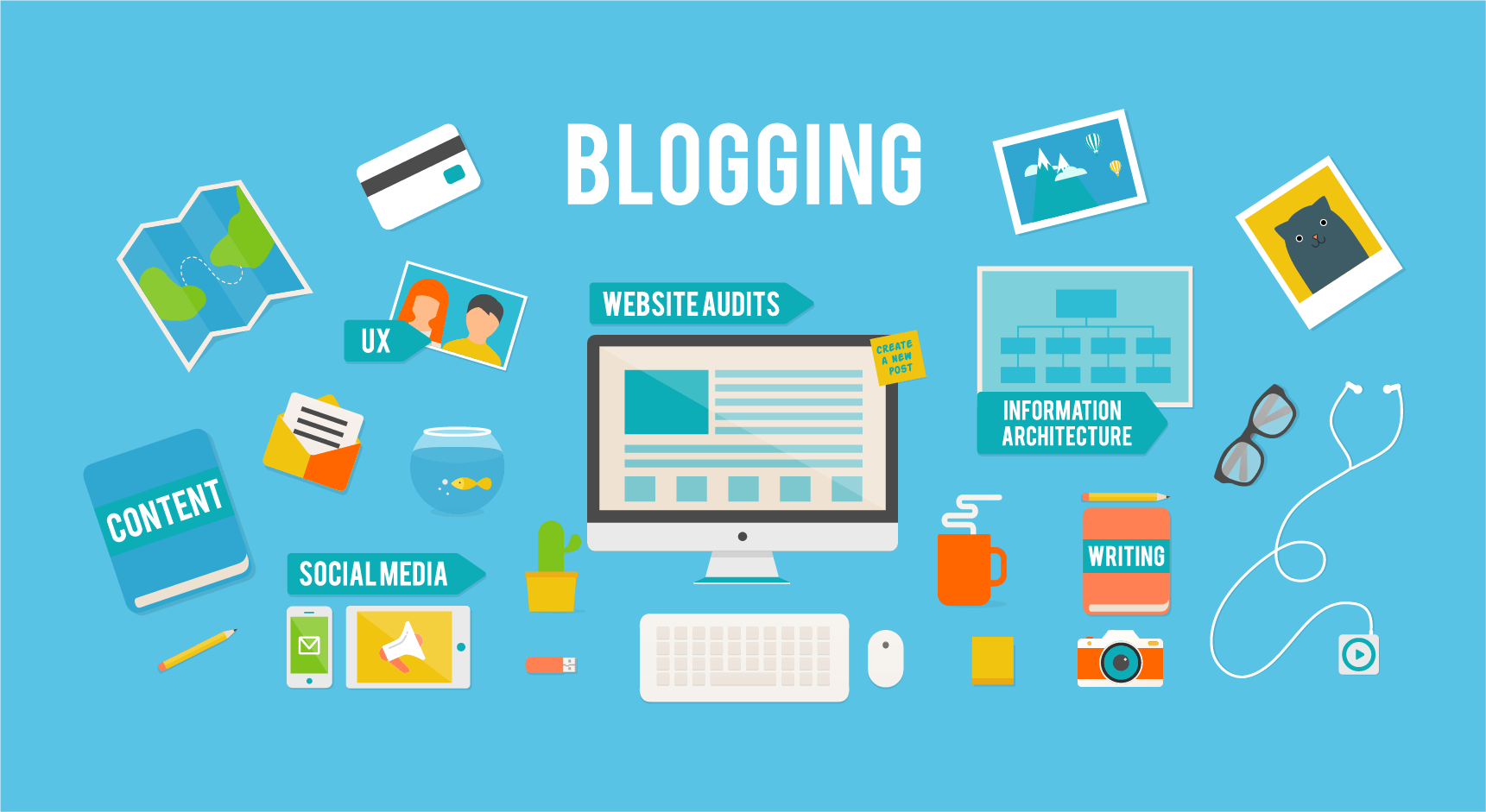 Steps you must take to create & maintain a successful blog.